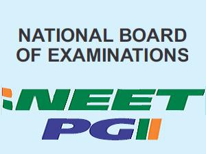 NEET PG Entrance