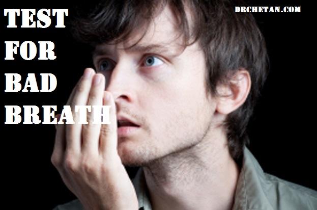 Bad Breath Testing